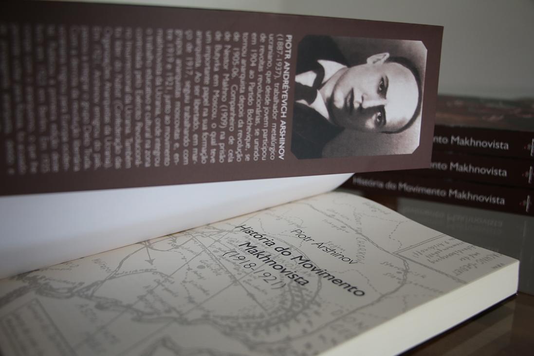História do Movimento Makhnovista – Editora Entremares